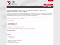 3g-ladungssicherung.de Webseite Vorschau