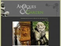 antiquesandgarden.de