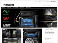 magnadyne.com