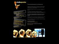 studiosprecher.com