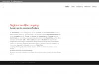 wanted-gmbh.de Webseite Vorschau