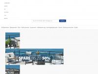 jysk.ch Webseite Vorschau