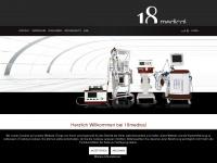 18medical.de Webseite Vorschau
