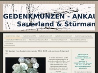 gedenkmuenzen-ankauf.info