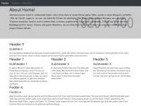 x11media.com Webseite Vorschau
