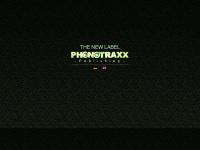 phonotraxx.de Webseite Vorschau