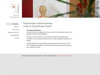 physiotherapie-kreuzberg-physalis.de Webseite Vorschau