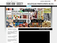 frontrowsociety.com