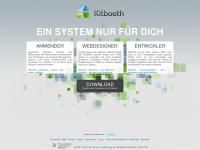 kitbooth.com Webseite Vorschau