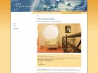 p132-physiotherapie.de Webseite Vorschau