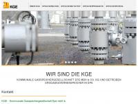 Kge-gasspeichergesellschaft.de