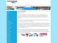 mehring-garten.de Webseite Vorschau