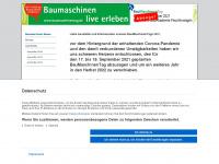 baumaschinentag.de