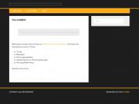 amperformance.de Webseite Vorschau