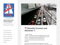 A100stoppen.de
