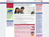 opencms.org Thumbnail