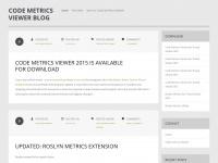 codemetricsviewer.wordpress.com