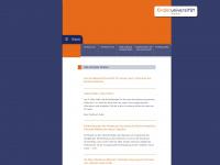 kinderuni-weimar.de Webseite Vorschau