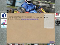 cz-motorsport.de Webseite Vorschau