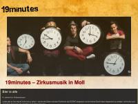 19minutes.de Webseite Vorschau
