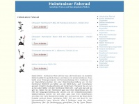 heimtrainerfahrrad.de