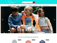 misssophies-kindermode.de Webseite Vorschau