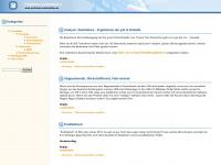 politische.unklarheiten.de Webseite Vorschau