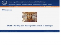 gauss.uni-goettingen.de