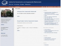 num.math.uni-goettingen.de