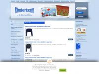 kinderkram-direkt.de Webseite Vorschau