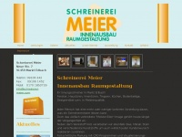 schreinerei-meier.com