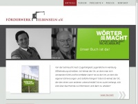 foerderwerk-elbinseln.de