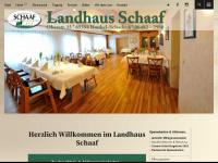 landhaus-schaaf.de