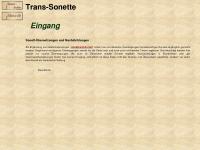 sonett-archiv.de