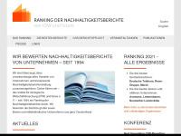 Ranking-nachhaltigkeitsberichte.de