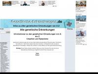 genetische-erkrankungen.de