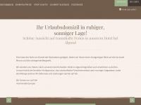 amsonneck.com Webseite Vorschau