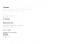 2nd-dent.de Webseite Vorschau