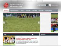 kickersjugend.de Webseite Vorschau