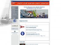 yca-crew-ktn.at Webseite Vorschau