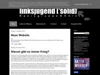 Linksjugend-solid-koeln.blogspot.com