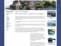 lagomaggioreurlaub.de Webseite Vorschau