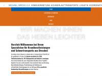 kvs-michael-mross.de Webseite Vorschau