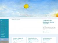 kirchenkreis-schleswig-flensburg.de Webseite Vorschau