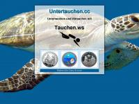 untertauchen.cc Webseite Vorschau