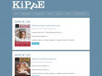 kippe-leipzig.de Webseite Vorschau