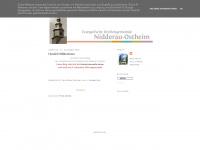 kirche-ostheim.blogspot.com Webseite Vorschau