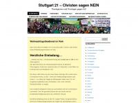 s21-christen-sagen-nein.org Thumbnail
