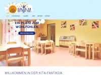kita-fantasia.org Webseite Vorschau