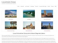 luxushotels-ostsee.de